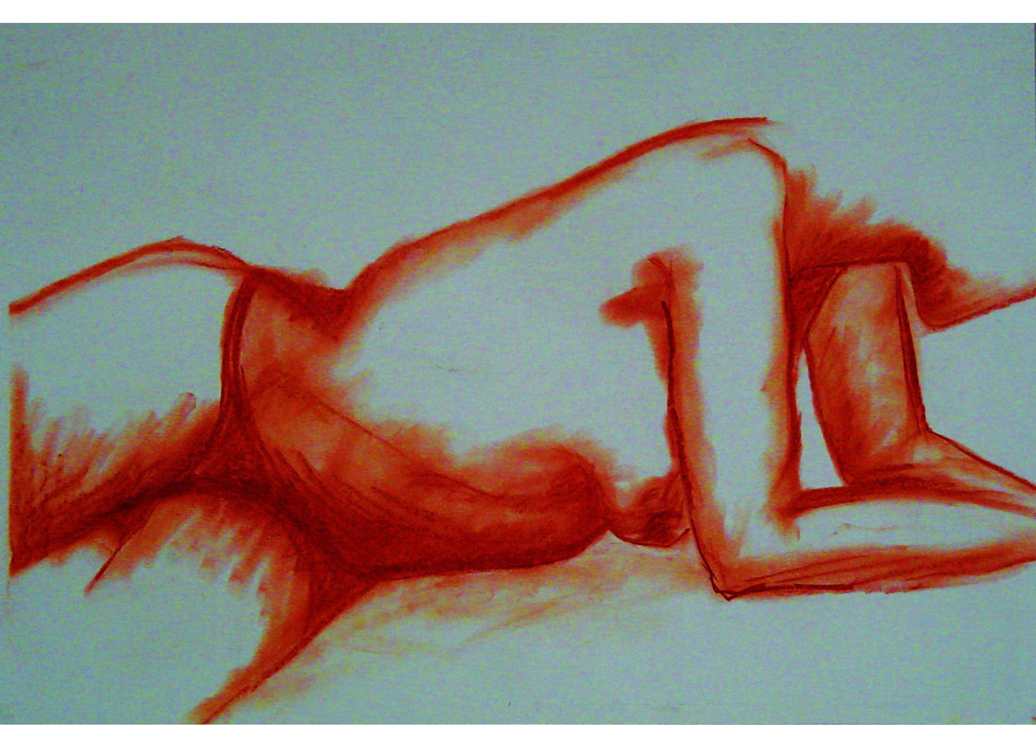 Frau III, 2004